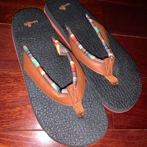 Sanuk Shoes - Sanuk Women's Flip Flops